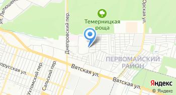 Эвакуатор Ростов на карте