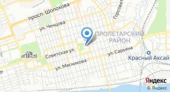 ГАУК РО ОДНТ на карте