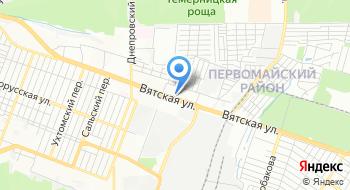 Хостинг TooBit.ru на карте