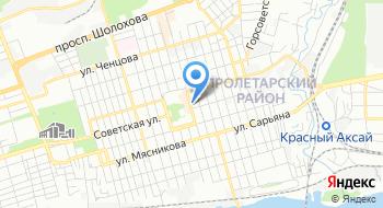 Агентство недвижимости Регион на карте
