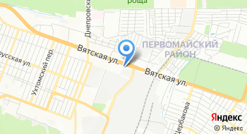 Официальный дилер автомобилей Smart - КЛЮЧАВТО Ростов на Дону на карте