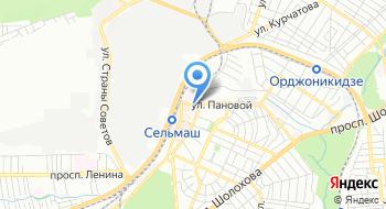 Женская консультация Городской поликлиники №1 на карте