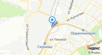 Ателье Кутюр на карте