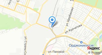 Оптово-розничный склад Крафт на карте
