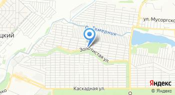 Городская мастерская на карте