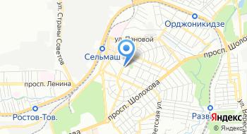 Прокуратура Первомайского района на карте