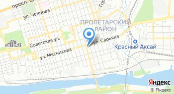 ФГОАУ ДПО Ростовский ЦППК на карте