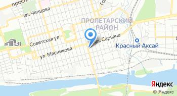 Фау Ростовский ЦППК на карте