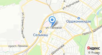 Компания Банно-прачечных услуг на карте