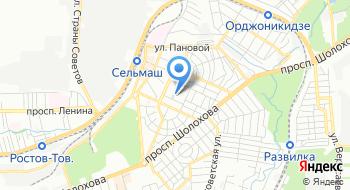 Территориальная избирательная комиссия Первомайского района на карте