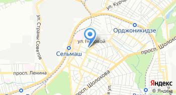 Компас АПМ на карте