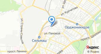 Технология сервиса на карте