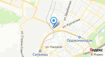 Отдых в Ростове-на-Дону Don-Relax.ru на карте