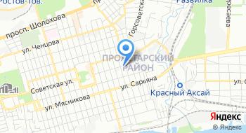 Платформа на карте