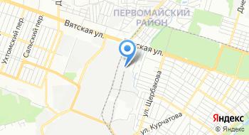 Интернет-магазин SportTrainer.ru на карте
