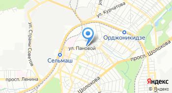 Коммунальщик Дона на карте