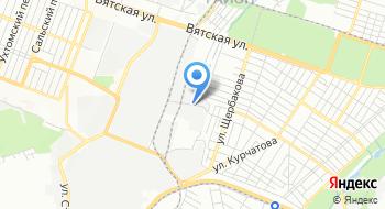Фанерный двор на карте