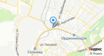 Авакар, Студия тонирования на карте