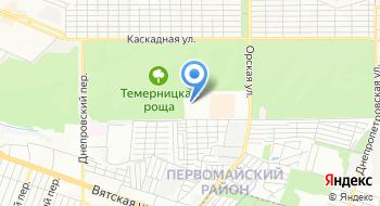 Гидролика Ростов-на-Дону на карте