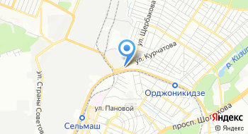 АвтоФранция на карте