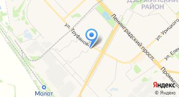 Агентство недвижимости Компас на карте