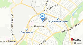 КТС-Мониторинг на карте
