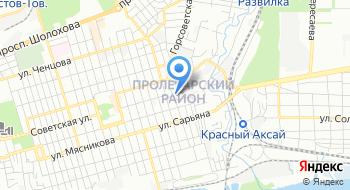Приборинформ на карте