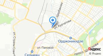 ПСК Система на карте