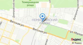 Мебельная фабрика №1 на карте