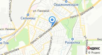РостСпецСнаб плюс на карте