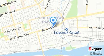 Гинекологическое отделение Городской больницы №6 на карте