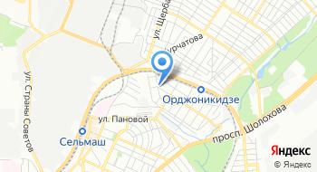Ростовский центр помощи детям № 7 на карте