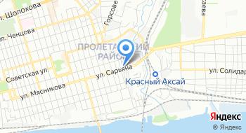 ТПФ Росток на карте
