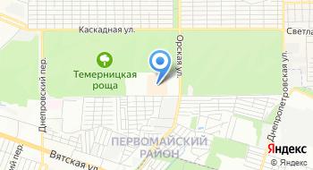 Волга Плит на карте