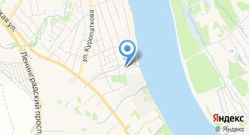 Дзержинское межрайонное бюро медико-социальной экспертизы на карте