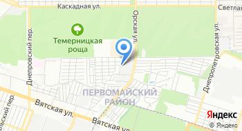 Интернет-магазин Besttextil на карте