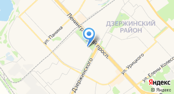 Детская школа искусств Канцона г. Ярославля на карте