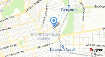 ПКФ Донречсервис на карте