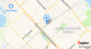 Прокуратура Дзержинского района на карте