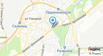Интернет-магазин Benzoelektro.ru на карте