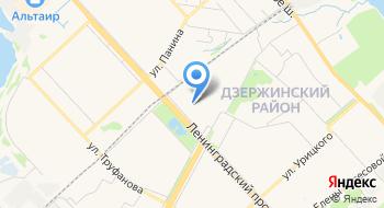 Дом.ru на карте