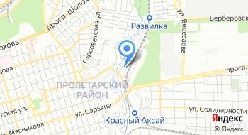 ПКФ Дека на карте