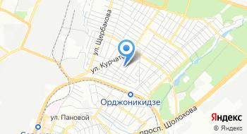 Ростовский центр помощи детям №10 на карте