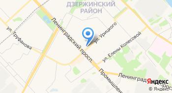 Ярославские облачные инфраструктуры на карте