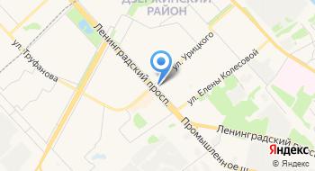 Белорусское угощение на карте