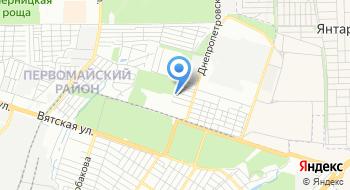 Улики-Ростов на карте