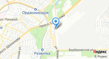 Адвокат Аванесов М. А. на карте