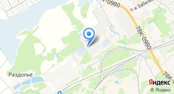 Пейнтбольный клуб Багратион на карте