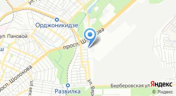 Интернет-магазин rostmade.com на карте