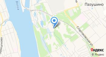 Страйкбольный клуб Аспект-М на карте